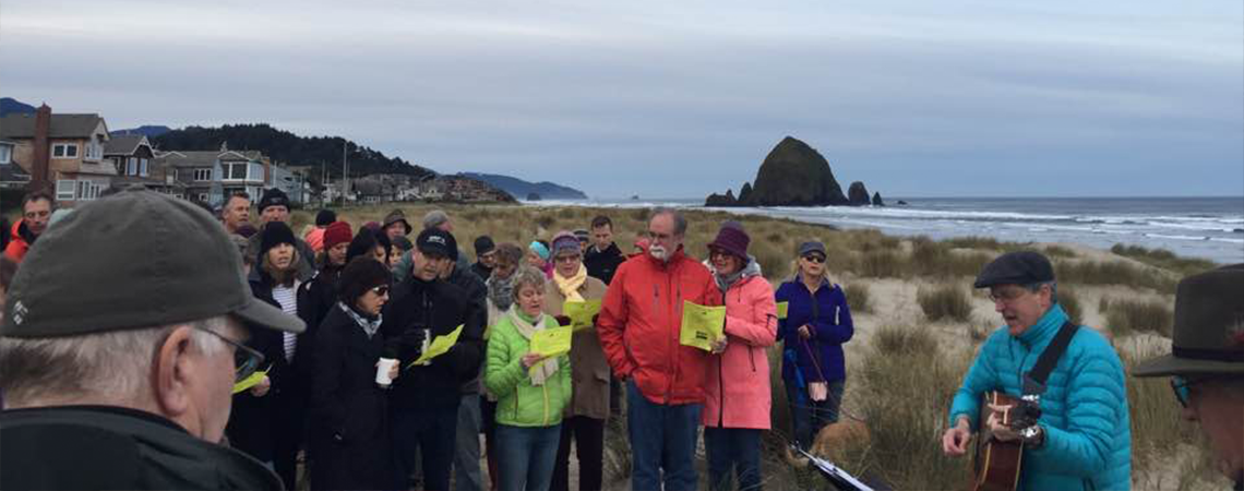 BLESS: 5-month Evangelism Initiative on the Oregon Coast