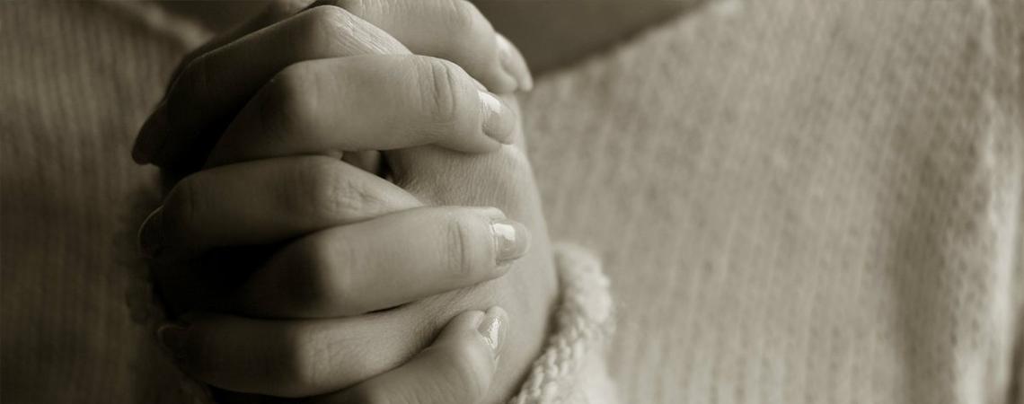 Lingering in Prayer