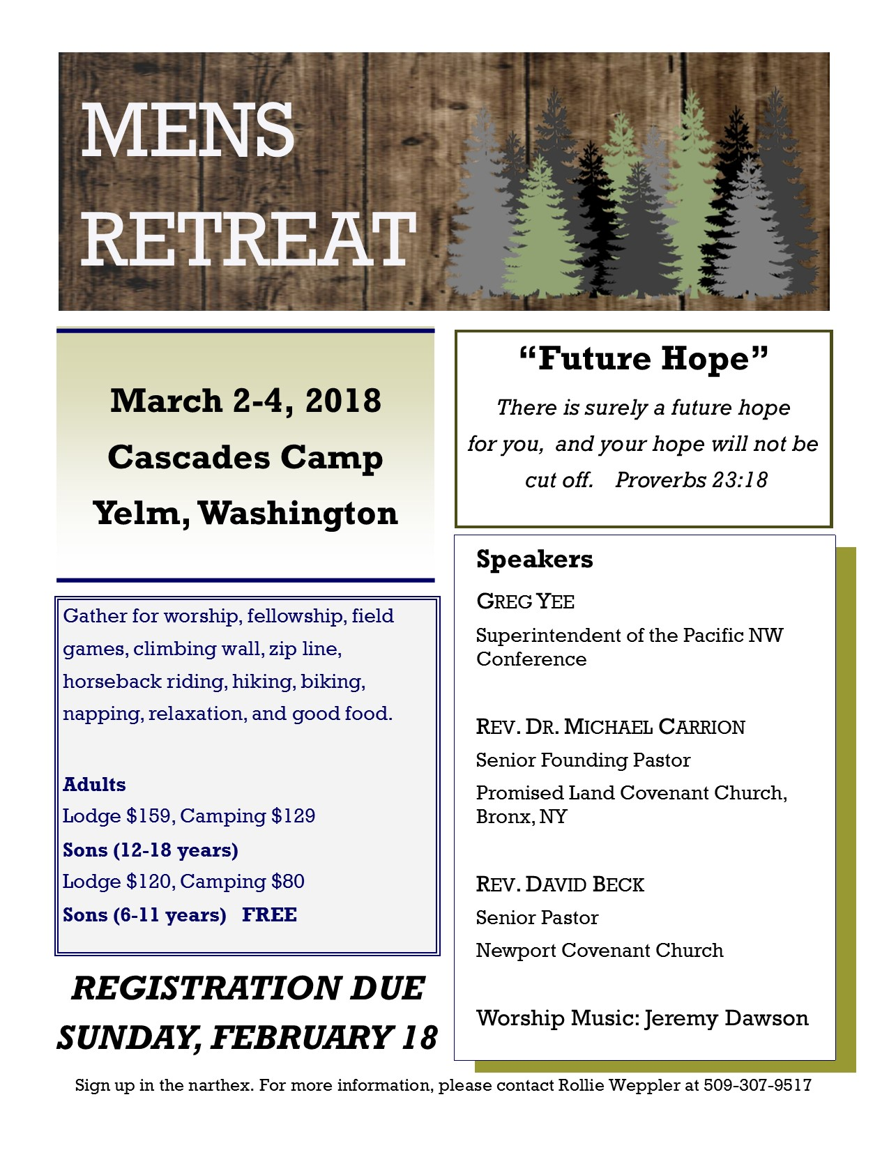 2018 covenant men retreat pacific northwest conference click here to download the promotional poster publicscrutiny Images