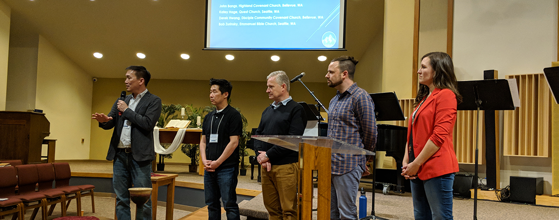 2018 Candidates for Ordination